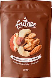 Nüsse und Nusskerne | natürlich gesund snacken | direkt von Frutree